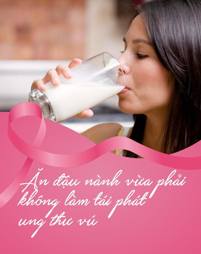 Bệnh nhân ung thư vú nên tránh ăn đậu nành và hạt lanh: Sự thật là gì? - Ảnh 3.