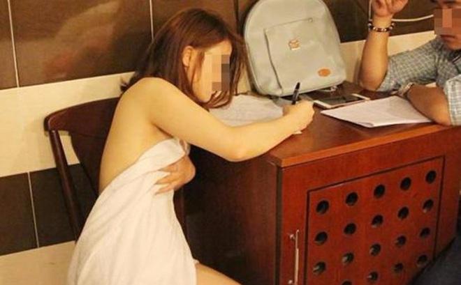 Triệt phá đường dây người mẫu bán dâm 30.000 USD ở Sài Gòn