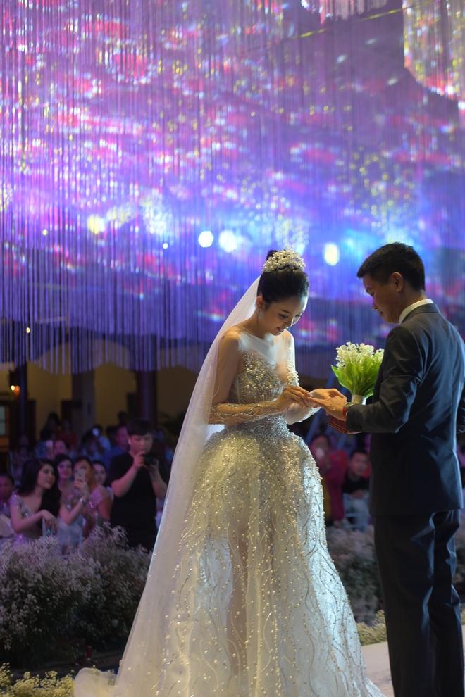 Đám cưới xa hoa của hoa khôi Hải Yến tại Cần Thơ - Ảnh 6.