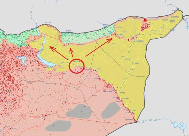 Thanh kiếm của TT Putin bất ngờ xuất hiện ở đông bắc Syria: Đòn sấm sét sắp giáng xuống? - Ảnh 8.