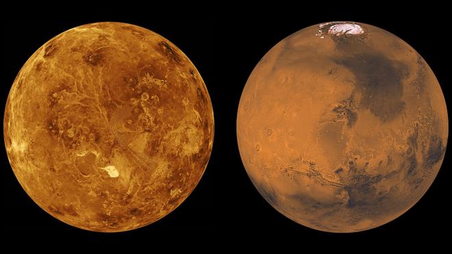 NASA tính dừng chân ở Sao Kim rồi mới bật tới Sao Hỏa - Ảnh 1.