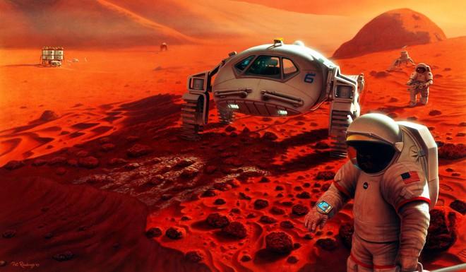 NASA tính dừng chân ở Sao Kim rồi mới bật tới Sao Hỏa - Ảnh 2.