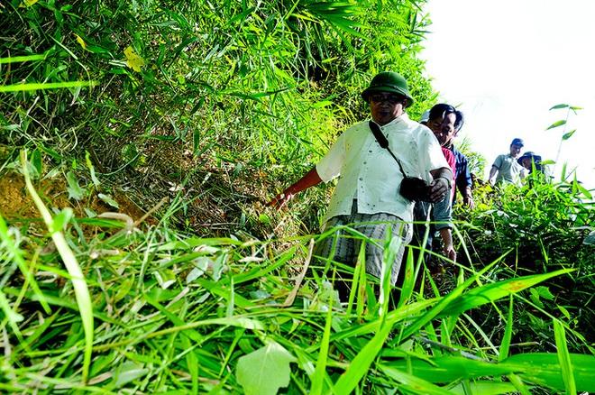 Ông Bríu Liếc – Bí thư huyện đi bộ nhiều nhất Việt Nam xin nghỉ hưu trước 5 tuổi - ảnh 1