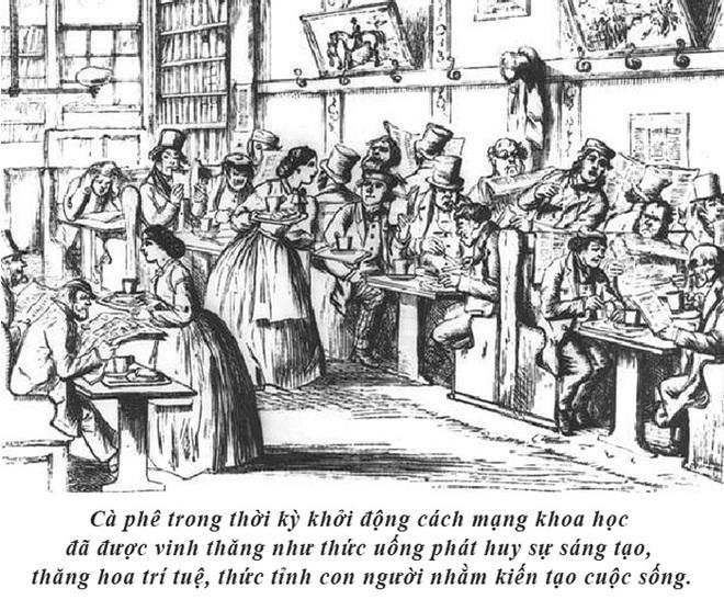 Isaac Newton và nền móng cách mạng khoa học từ hàng quán cà phê - Ảnh 2.