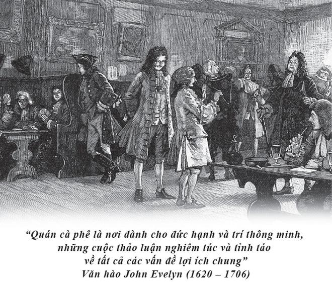 Isaac Newton và nền móng cách mạng khoa học từ hàng quán cà phê - Ảnh 4.