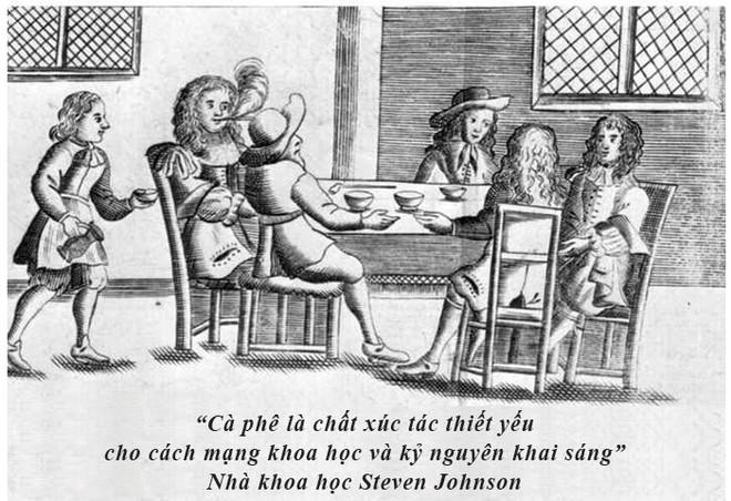 Isaac Newton và nền móng cách mạng khoa học từ hàng quán cà phê - Ảnh 5.