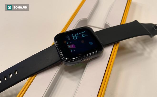"""""""Soi"""" chiếc đồng hồ thông minh bình dân, pin lâu dùng trong 20 ngày"""