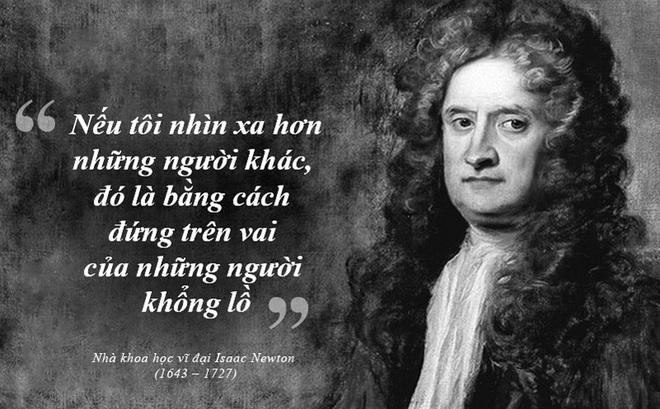 Isaac Newton và nền móng cách mạng khoa học từ hàng quán cà phê