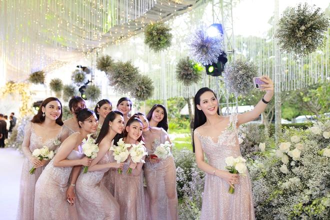 Đám cưới xa hoa của hoa khôi Hải Yến tại Cần Thơ - Ảnh 7.