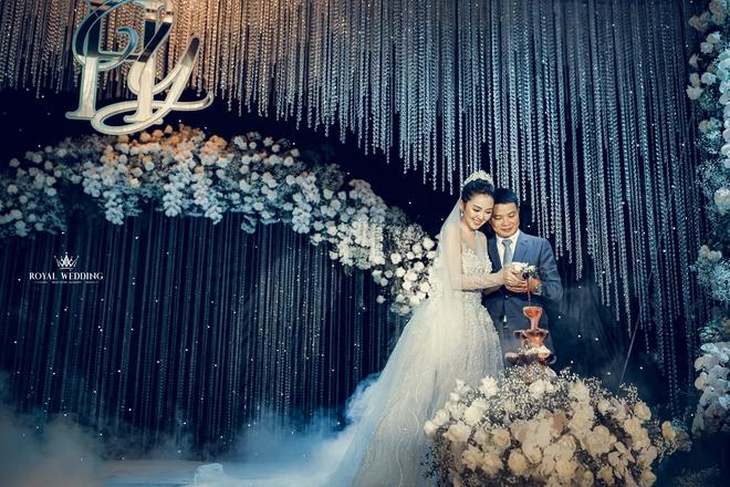Đám cưới xa hoa của hoa khôi Hải Yến tại Cần Thơ - Ảnh 5.