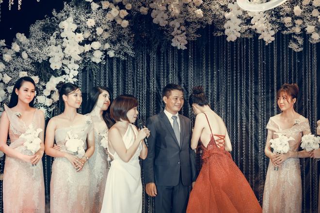 Đám cưới xa hoa của hoa khôi Hải Yến tại Cần Thơ - Ảnh 11.