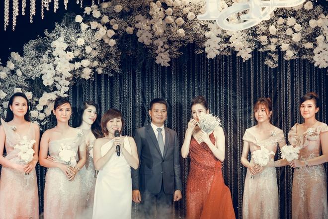 Đám cưới xa hoa của hoa khôi Hải Yến tại Cần Thơ - Ảnh 10.