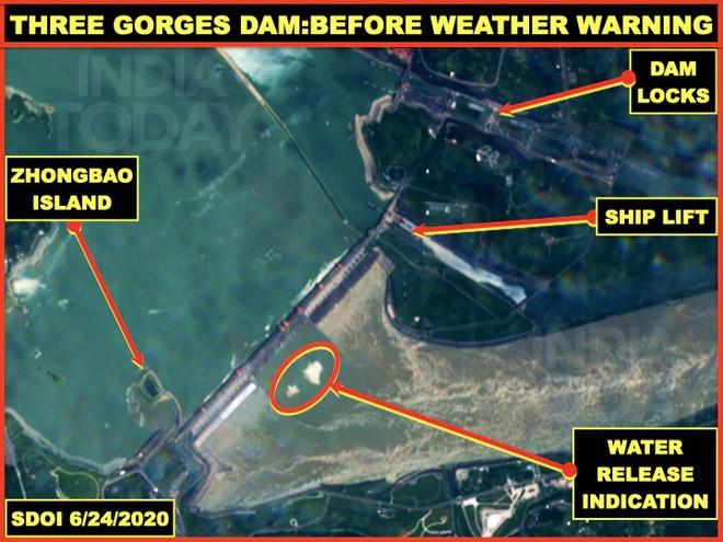 Đại tá Ấn Độ: Ảnh vệ tinh cho thấy TQ có thể đã đưa ra nhiều thông tin không đúng về đập Tam Hiệp - Ảnh 2.