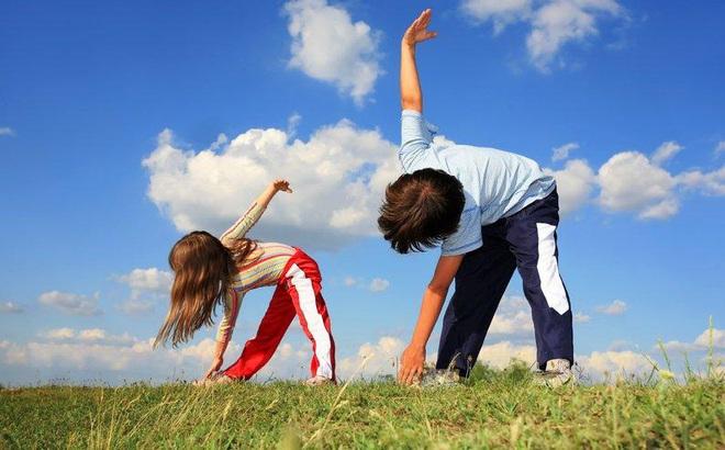 Tại sao tập thể dục rất quan trọng với trẻ em? Tập bao nhiêu là đủ?