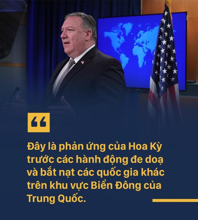 Bác bỏ yêu sách biển của TQ: Mỹ đảo ngược chính sách chủ nghĩa biệt lập với Biển Đông - Ảnh 2.