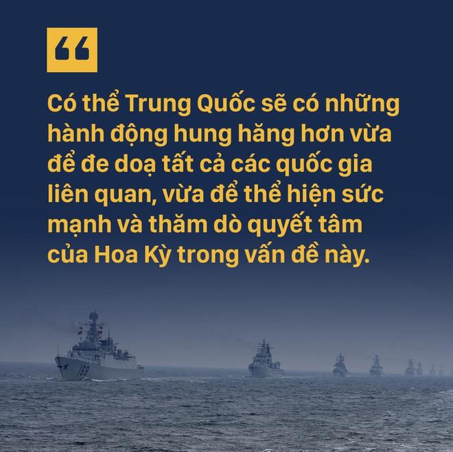 Bác bỏ yêu sách biển của TQ: Mỹ đảo ngược chính sách chủ nghĩa biệt lập với Biển Đông - Ảnh 3.