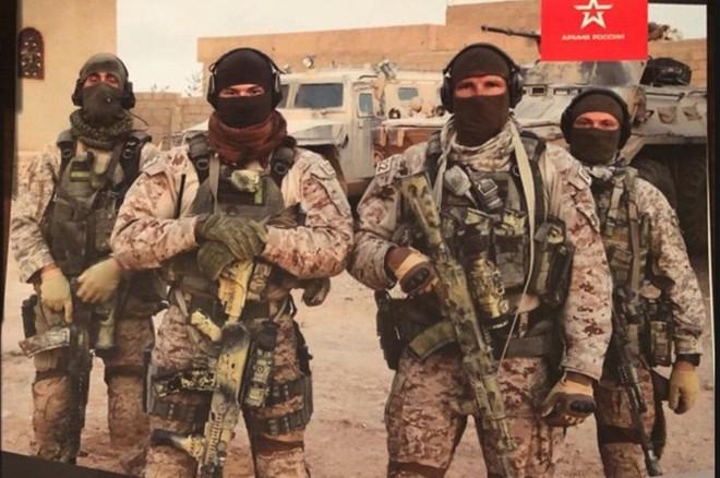 Lộ mặt kẻ điều khiển giải đấu đẫm máu: Anh hoảng hốt thất thanh kêu đừng để Gấu Nga thò chân vào Libya - Ảnh 2.