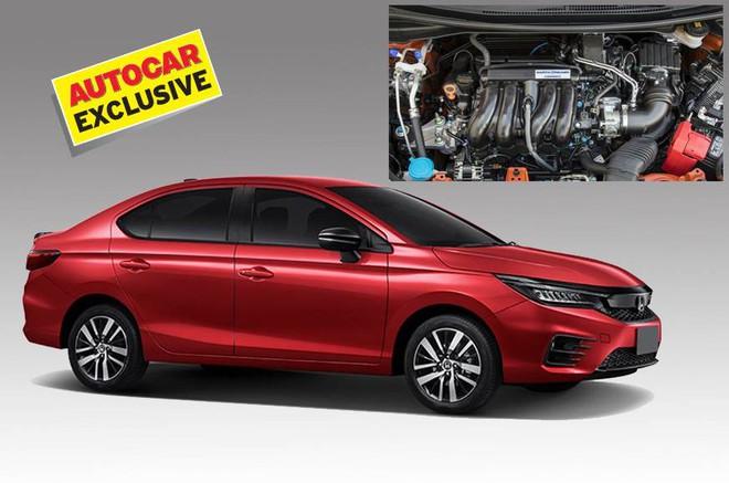 Thông tin chính thức, giá bán cụ thể của chiếc Honda City thế hệ mới - Ảnh 2.