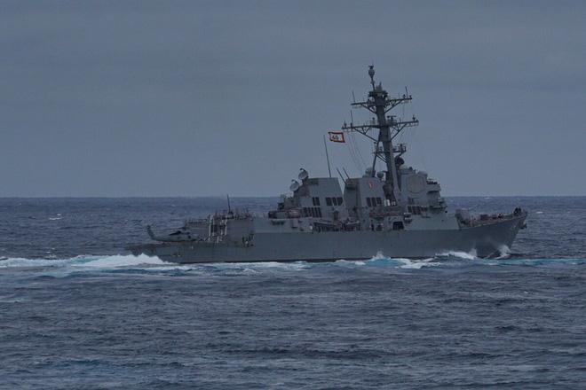 """Tuyên bố đanh thép ở Biển Đông, Mỹ sẽ """"rắn tay"""" trừng phạt Trung Quốc? - Ảnh 1."""
