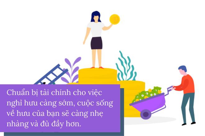 Ở Việt Nam, bạn cần lập kế hoạch tài chính như thế nào để thoải mái nghỉ hưu mà không phải lo nghĩ - Ảnh 1.