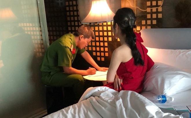 """Triệt phá đường dây mại dâm giá 100 USD/lần của tú ông Huy """"gái"""" ở trung tâm Sài Gòn"""