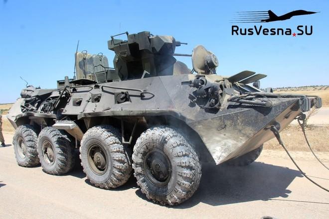 Rộ tin siêu tăng Armata Nga tiêu diệt... 9 xe tăng Israel - S-300 áp sát biên giới Libya, sẵn sàng bắn hạ F-16 Thổ? - Ảnh 2.