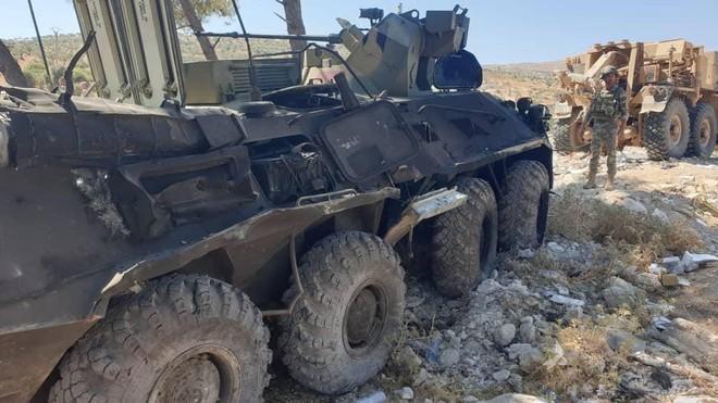 Rộ tin siêu tăng Armata Nga tiêu diệt... 9 xe tăng Israel - S-300 áp sát biên giới Libya, sẵn sàng bắn hạ F-16 Thổ? - Ảnh 3.