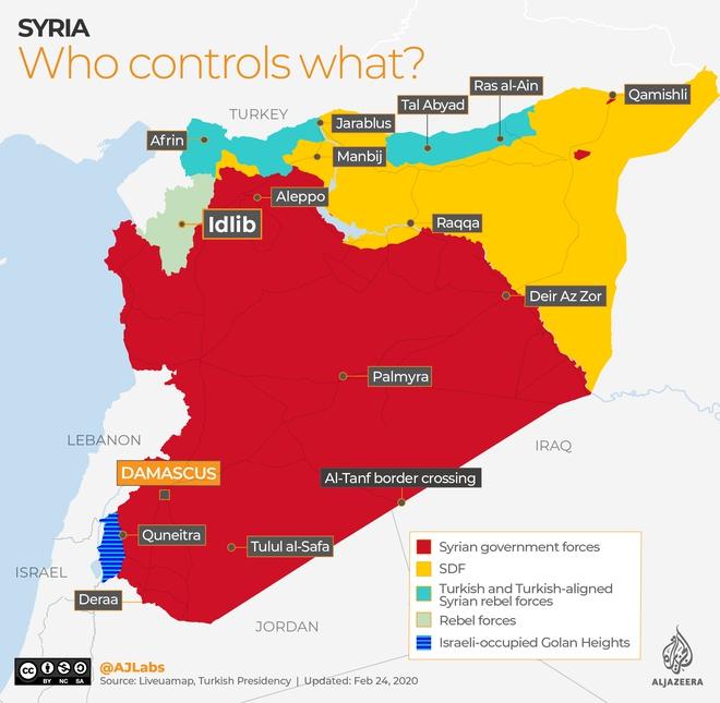 Mỹ 'tân trang' người Kurd làm Nga, Thổ và Syria 'bó tay' - Ảnh 1.