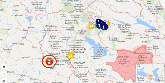 Armenia tuyên bố bắn hạ 13 UAV, Azerbaijan phản ứng gay gắt: Đó là tin giả! - Ảnh 3.