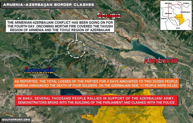 Armenia tuyên bố bắn hạ 13 UAV, Azerbaijan phản ứng gay gắt: Đó là tin giả! - Ảnh 6.