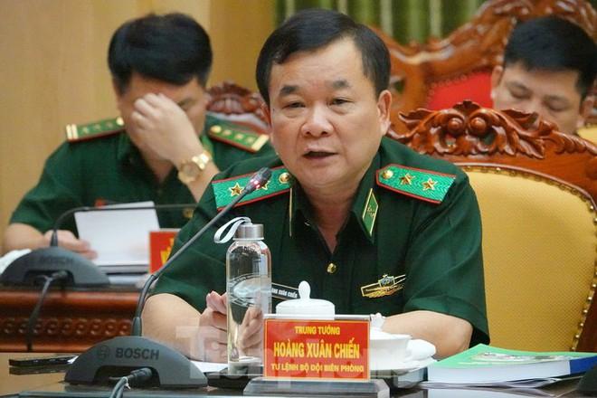 Bổ nhiệm Tư lệnh Quân khu 3 và Tư lệnh Hải quân làm Thứ trưởng Bộ Quốc phòng - Ảnh 4.