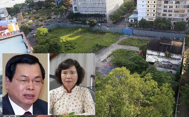"""Khu """"đất vàng"""" 2-4-6 Hai Bà Trưng khiến cựu Bộ trưởng Vũ Huy Hoàng bị khởi tố có giá trị bao nhiêu?"""