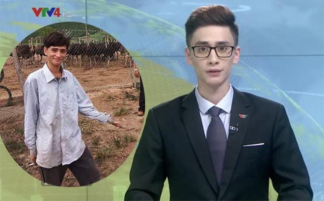 Gia thế của MC người Nga từng gây sốt khi dẫn bản tin trên VTV