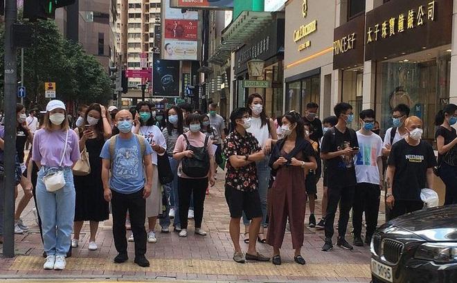 """Dịch Covid-19 tại Hong Kong (Trung Quốc) diễn biến """"hết sức nghiêm trọng"""""""