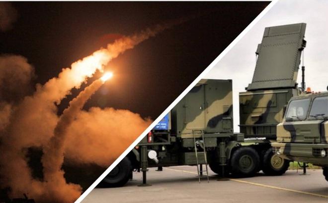 Nga đối phó với NATO: Tên lửa S-400 hãy lùi về phía sau để S-350 lên tiếng!