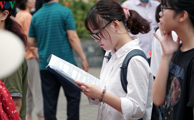 Giáo viên dự đoán phổ điểm môn Ngữ văn thi vào lớp 10 ở Hà Nội