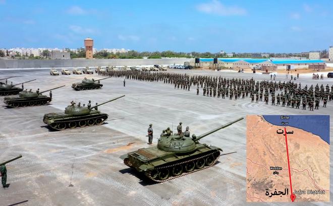 Báo Thổ: Bất ngờ nghịch lý ở Libya, Nga là chiếc chìa khóa vàng dẫn tới chiến thắng? - Ảnh 1.