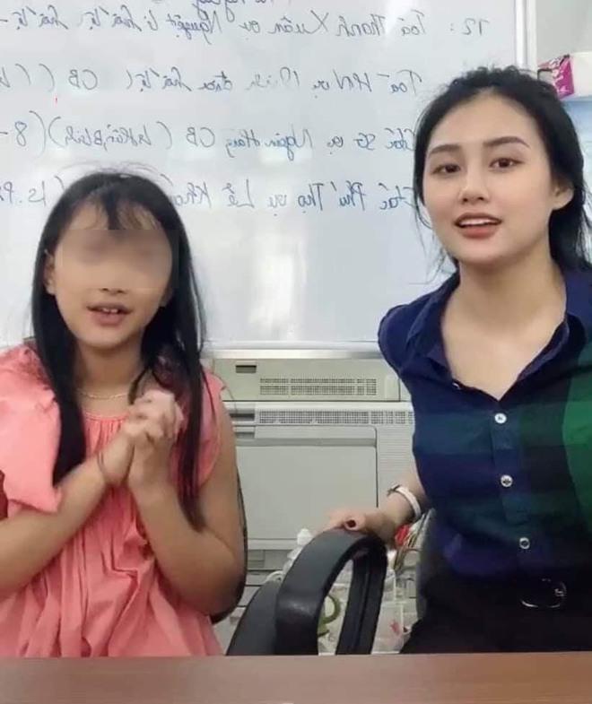 Nổi tiếng sau đoạn clip vui đùa cùng học sinh, cô giáo xinh đẹp tiết lộ sự thật bất ngờ - Ảnh 1.