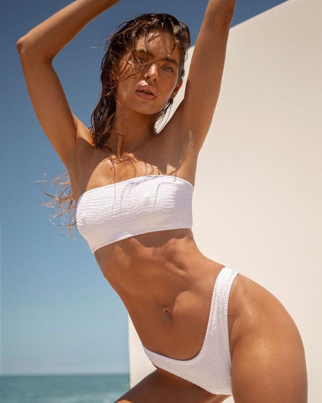Dàn mỹ nhân áo tắm diện bikini nảy lửa đón nắng hè - Ảnh 6.