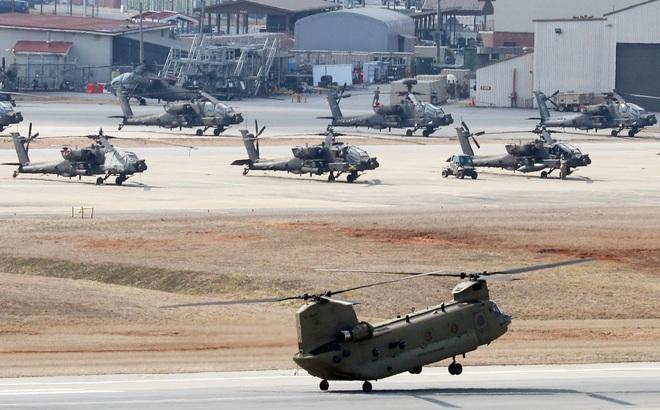 Chính quyền Tổng thống Trump lên kế hoạch rút quân khỏi Hàn Quốc
