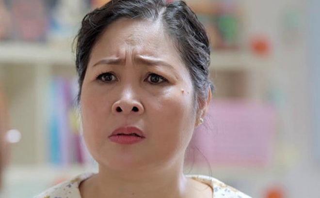 """NSND Hồng Vân: """"Tôi không làm hài nhảm, hài mà nhảm là tôi dẹp ngay"""""""