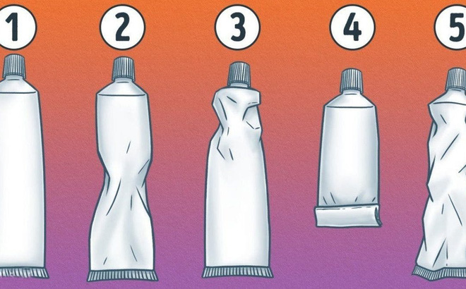 """Cách bạn nặn kem đánh răng có thể tiết lộ nhiều điều """"không tưởng"""" về tính cách của bạn"""