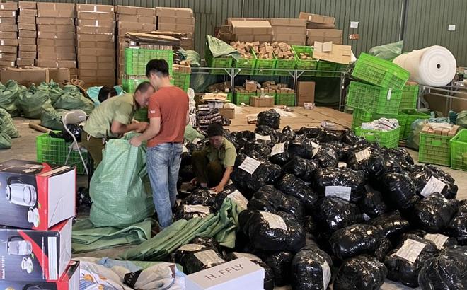 QLTT kiểm tra 100.000 sản phẩm, doanh nghiệp do người Trung Quốc làm chủ chỉ trình được... 1 hóa đơn