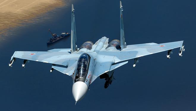 Cuộc chơi ở Trung Đông sẽ thay đổi khi Iran có được Su-30, Mỹ - Israel bất lực đứng nhìn? - Ảnh 2.