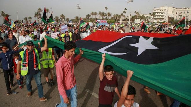 Mỹ tố Thổ Nhĩ Kỳ đưa hàng ngàn lính đánh thuê tới Libya - Ảnh 1.