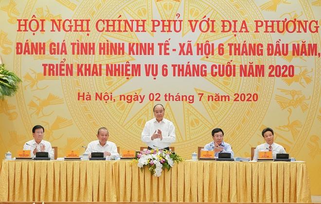 Thủ tướng: Bí thư Tỉnh ủy, Chủ tịch tỉnh có xắn tay áo lên để giải phóng mặt bằng không? - Ảnh 1.