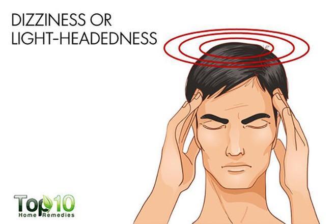 Những dấu hiệu và triệu chứng chính của huyết áp thấp - Ảnh 1.