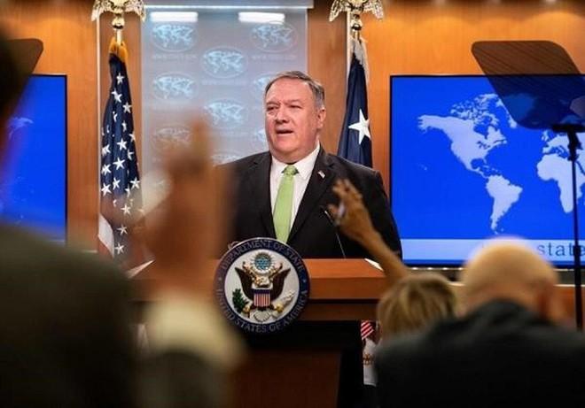 Mỹ tăng tốc trừng phạt Trung Quốc liên quan luật an ninh Hồng Kông - Ảnh 2.