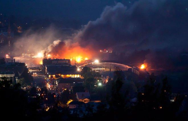 10 thảm họa nhân tạo khủng khiếp nhất lịch sử loài người - Ảnh 1.