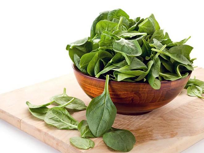 Các món ăn chay có nhiều chất sắt hơn thịt - Ảnh 1.